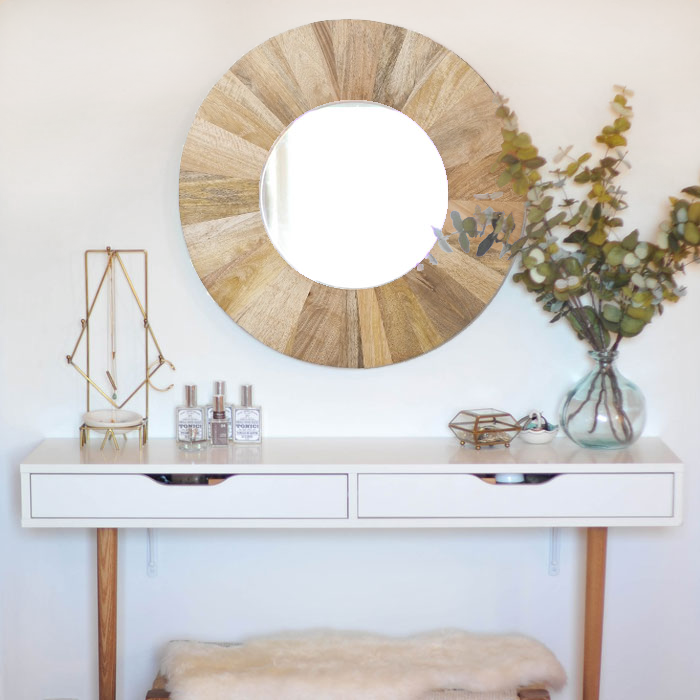 ekby vanity table hack