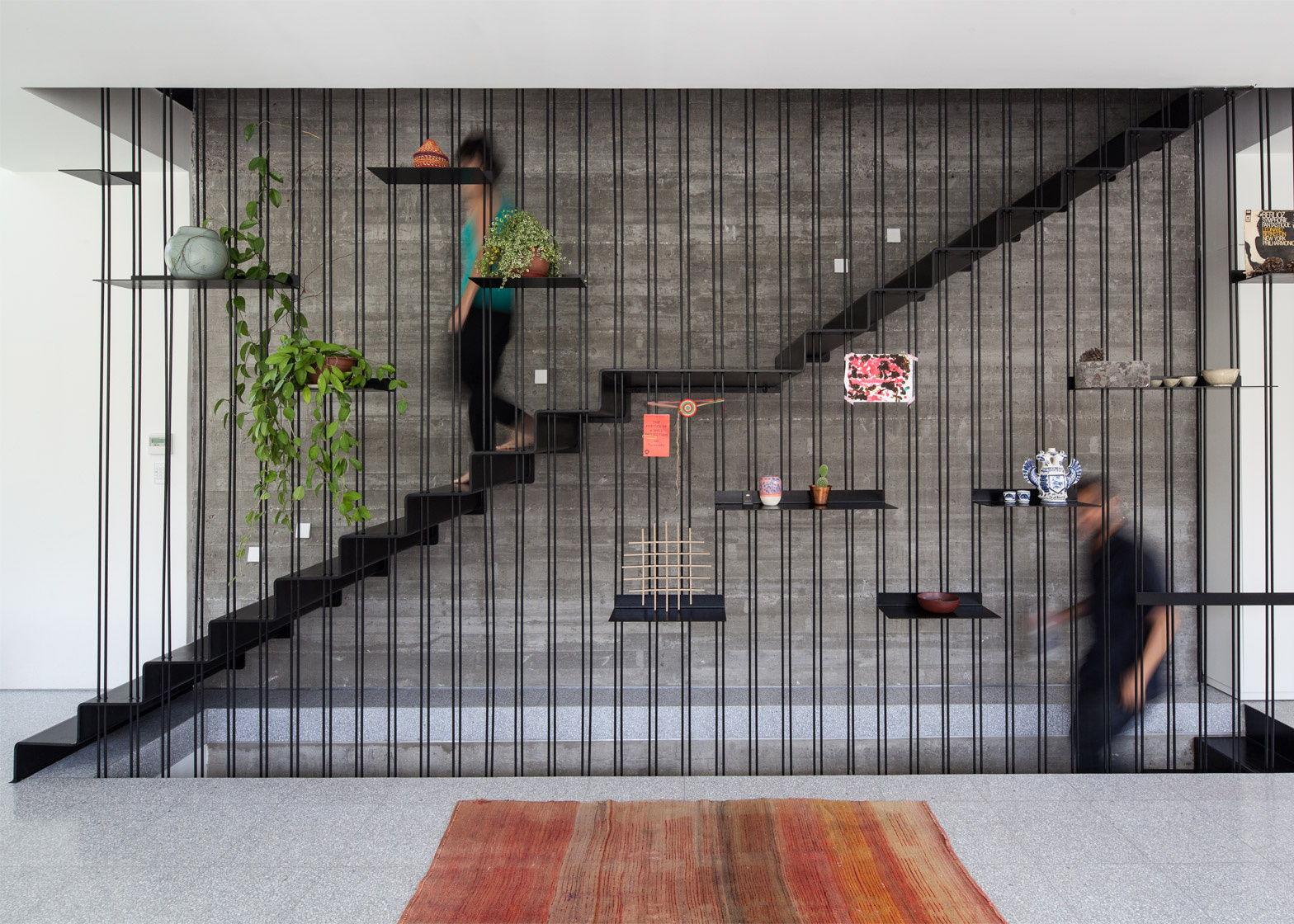 stairs geometric