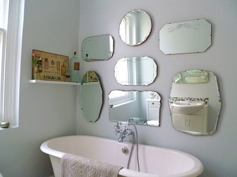 bathroom mirror gallery