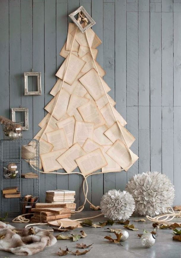 pages Christmas tree