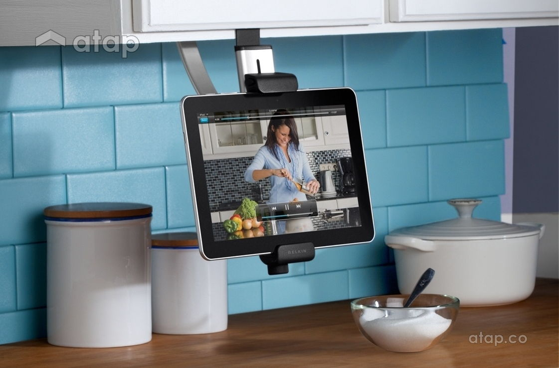 tablet kitchen