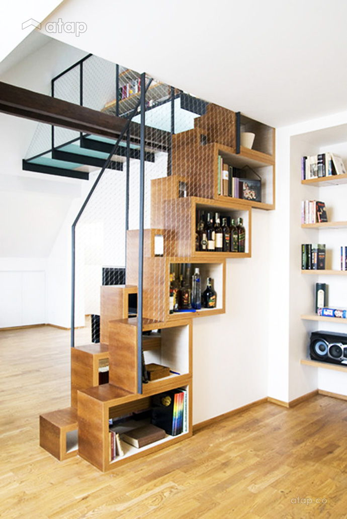 book nook stairs