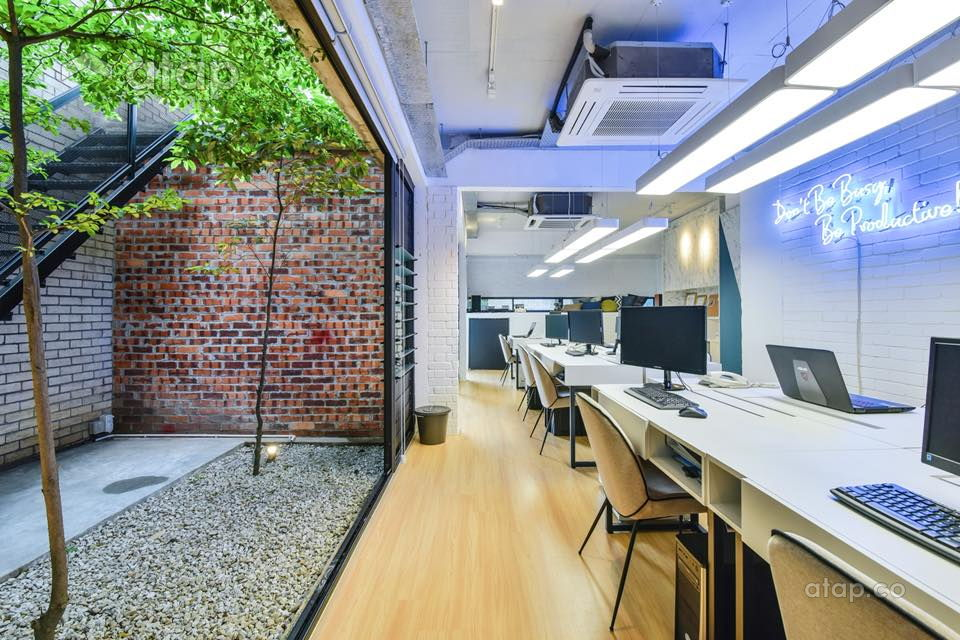 Yong Studio New Office