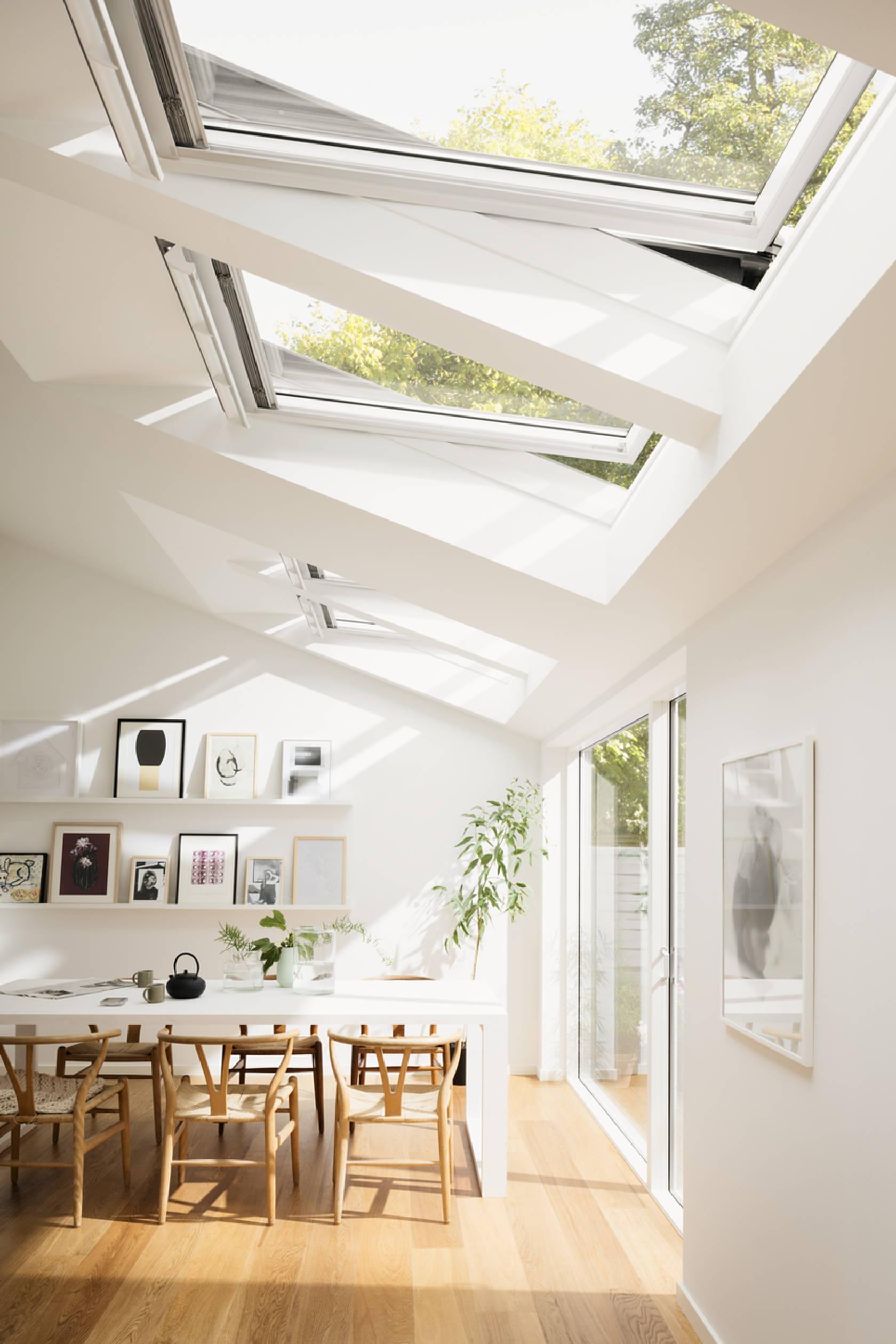open skylight