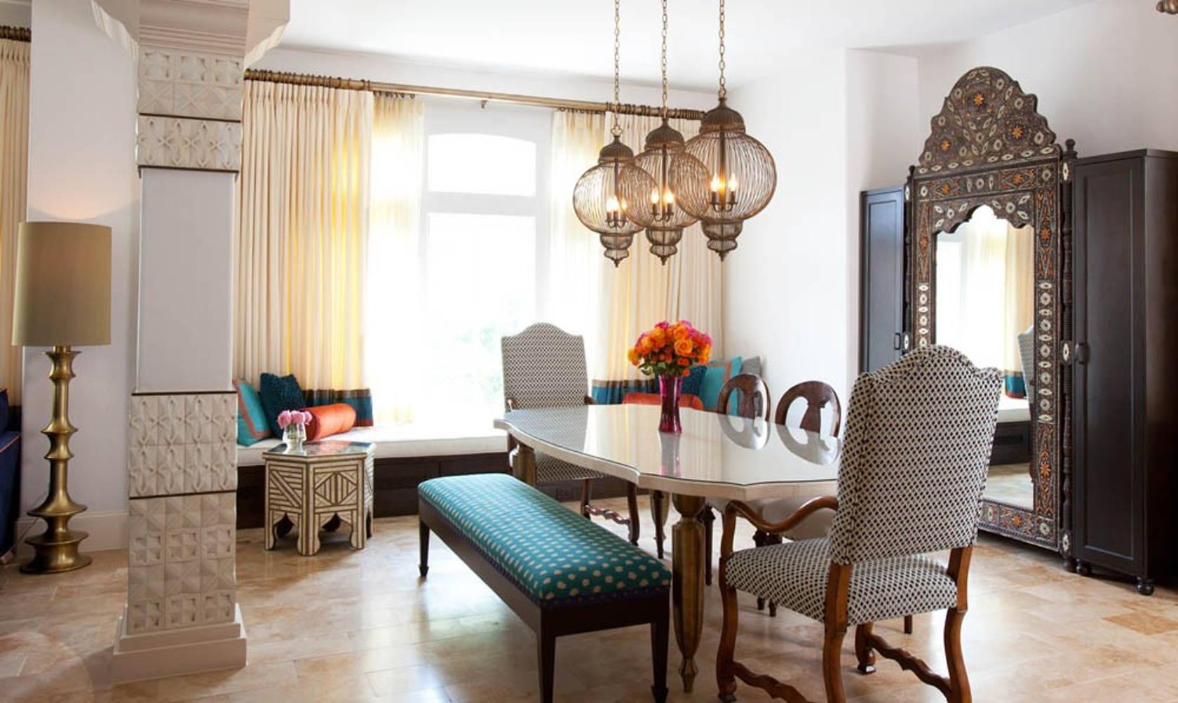bright home interior