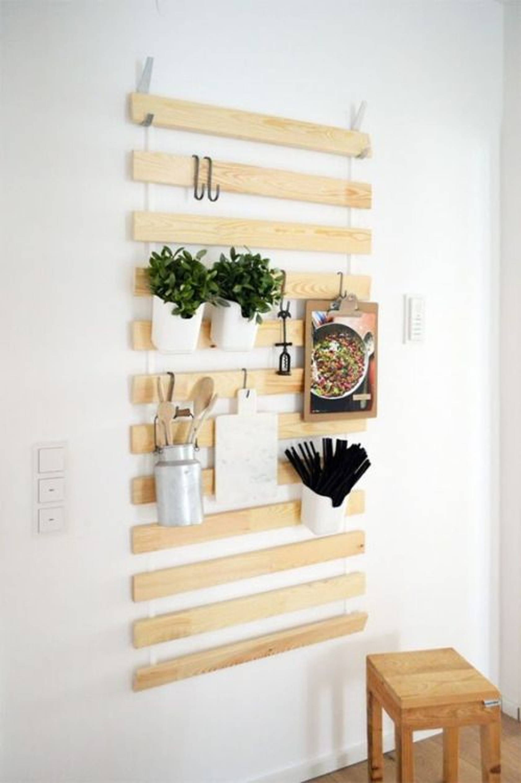 Ikea Pinterest Hack wall shelve