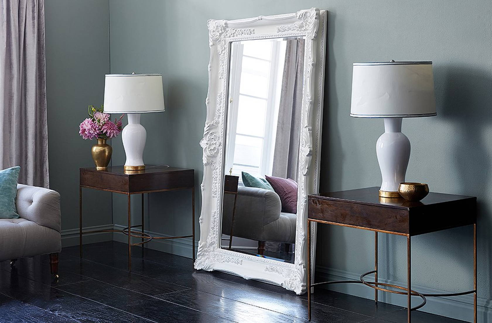 mirrors home interior