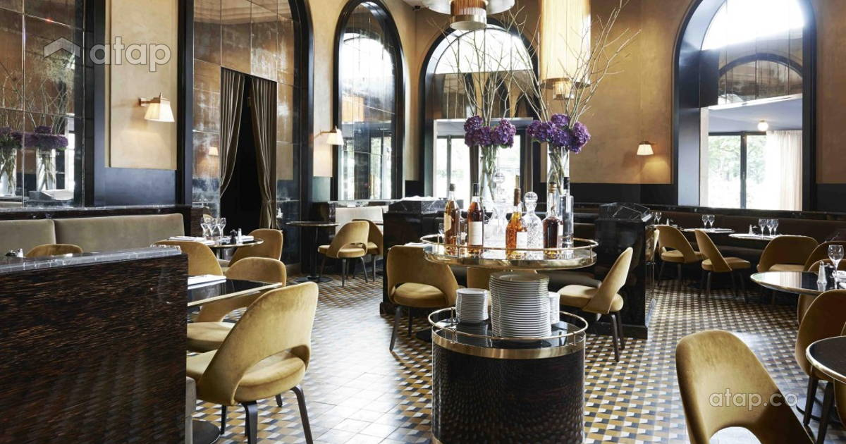 5 Must Haves For An Interior That Looks Like A French Bistro Atap Co