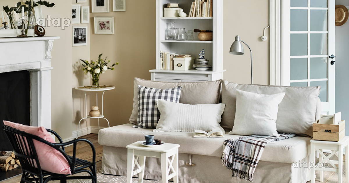 9 IKEA Items Below RM99 That You Need For Your Living Room | Atap.co