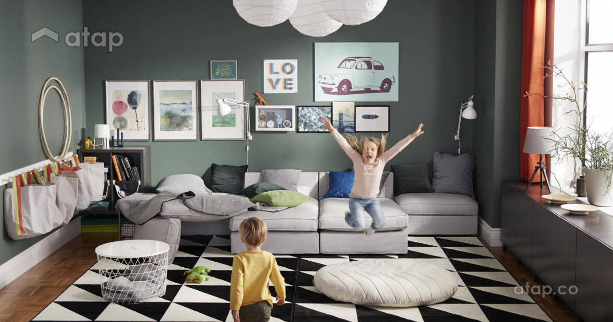 Design Ideas You\'d Want to Steal From Ikea\'s Latest 2018 Catalogue ...