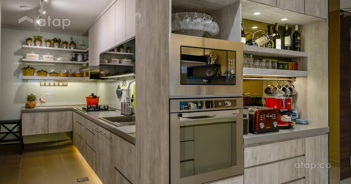 A Guide To Choosing Kitchen Cabinet Materials And Design For ...