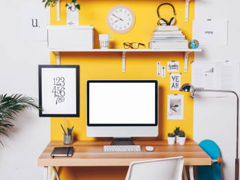 7 Home Office Ideas That Will Get Your Creative Juices Flowing