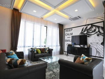 These Malaysian Living Rooms Will Take You Back in Time