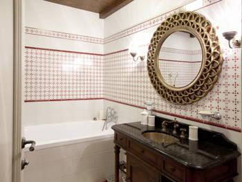 Elevate Your Rental Bathroom with These Reversible Ideas