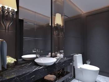 Turn Your Small Bathroom into a Luxury Hotel Retreat