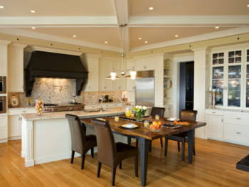 These Open Layout Kitchen Designs Are Great for Small Spaces