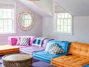 Sneak Bold Colours into Your Home This Festive Season