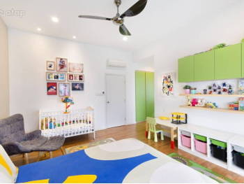 Stylish Kids' Rooms and Nursery Ideas for Young Malaysian Families