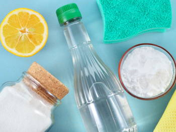 All Natural Cleaning Solutions You Already Have at Home