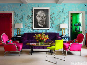 How to Add Stunning Jewel Tones to Your Space