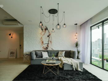 Modern Living Room Designs in Malaysia for the Year 2018