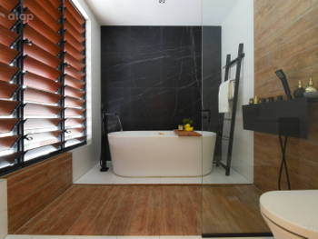 20 Modern, Minimalist Bathroom Designs for the Millennial