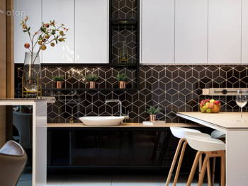 Picking the Perfect Backsplash for Your Kitchen