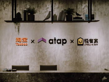 Atap.co Teams Up With Taobao X Jiyoujia to Make Home Renovation & Furnishing Easy
