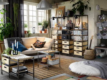 On a Budget? Live in a Small Space? IKEA's 2018 Collection is Here to Help