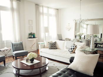 1 Room, 2 Spaces: How to Separate Your Open-Plan Living and Dining Area