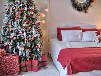 Cosy up in Bed with These Festive Bedsheets