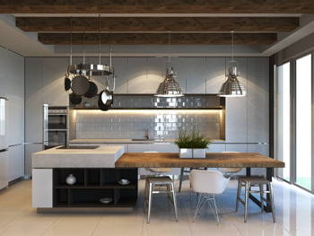 Dreamy Kitchen Designs in Selangor Homes