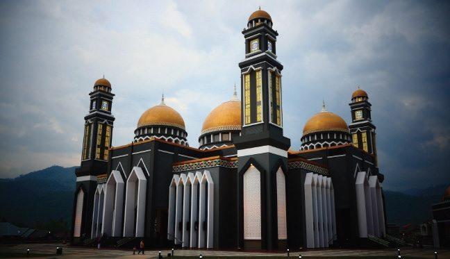 Masjid Agung At Taqwa Kutacane, Aceh Tenggara
