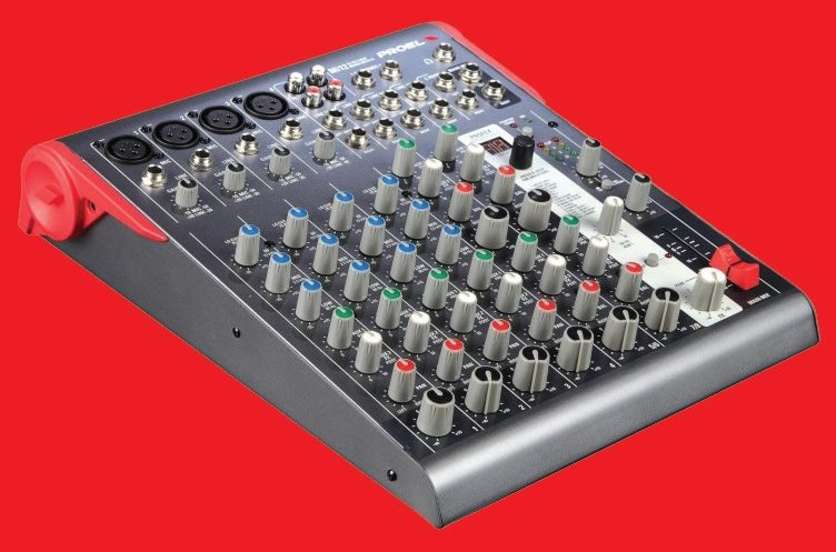 proel-mi12-mixer