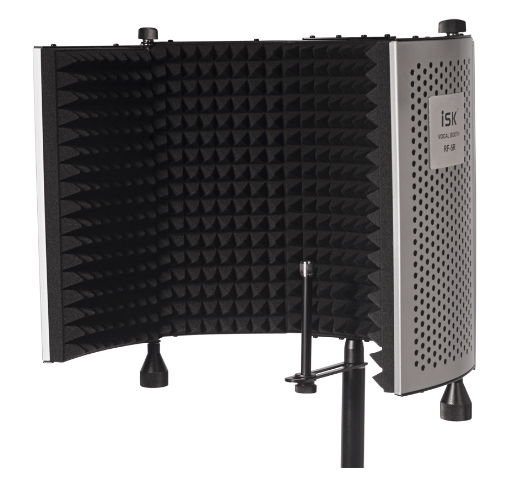 ISK RF-5 Sound Reflection Filter Recording Vocal Booth