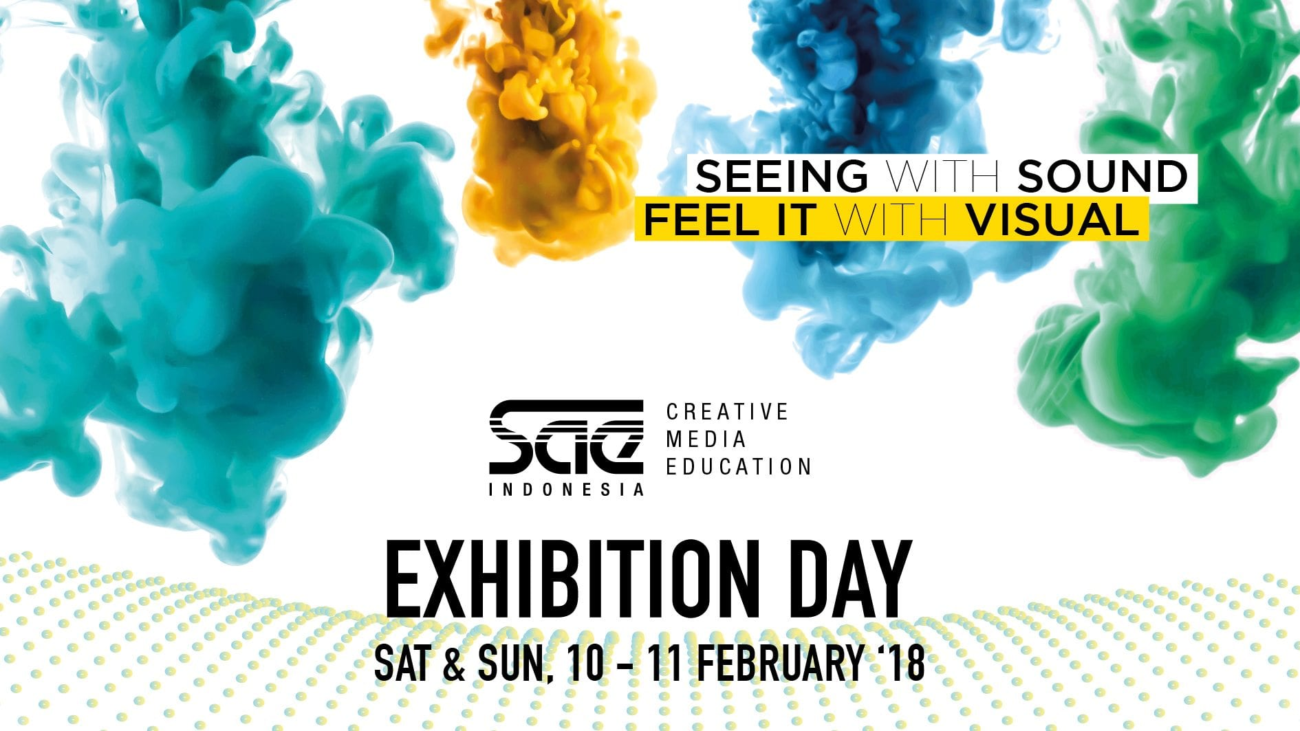SAE STUDENT EXHIBITION | 10 – 11 FEBRUARY