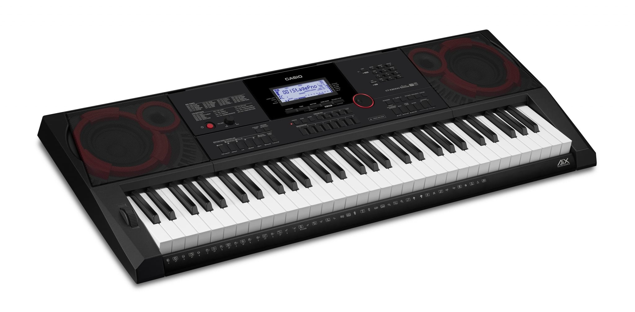 CASIO CT-X SERIES ADVANCED ELECTRONIC KEYBOARDS WITH MONSTROUS SOUND