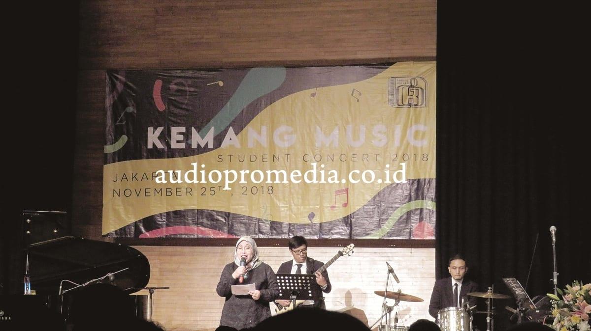 KEMANG MUSIC STUDENT CONCERT 2018 BERANI TAMPIL DI DEPAN PUBLIK