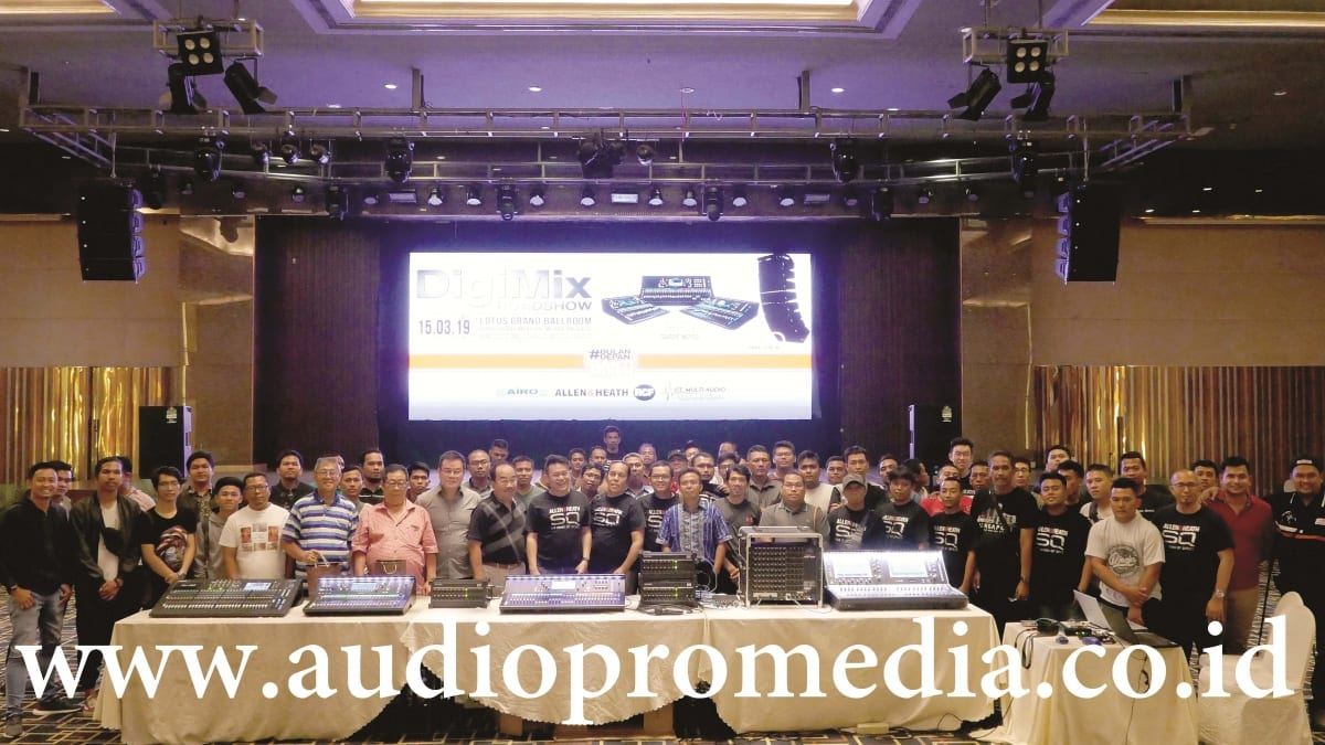 DIGIMIX ROADSHOW 2019