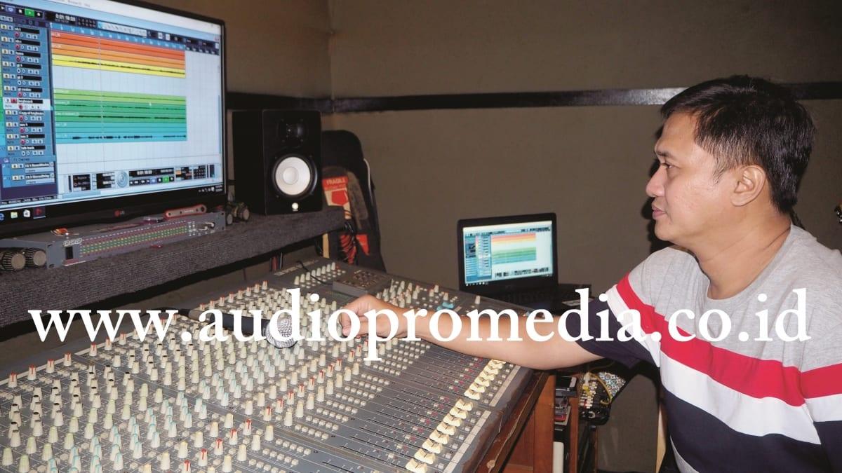 LIVE MUSIK RECORDING UNTUK KEBUTUHAN BROADCAST DI BARATA STUDIO
