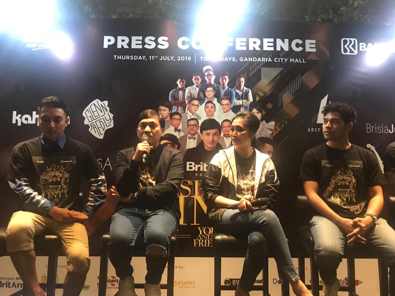 Menantikan Konser 'Inspirasi Cinta Yovie and His Friends' di Surabaya