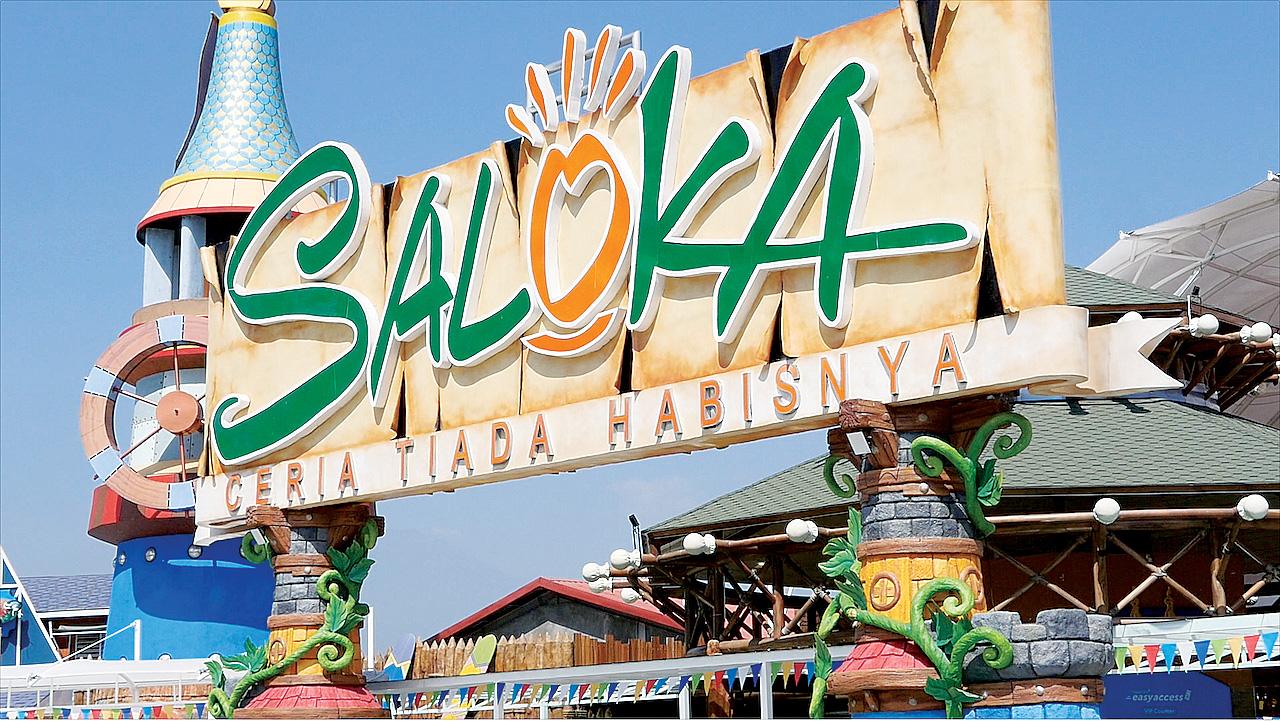 SALOKA THEME PARK – Salatiga