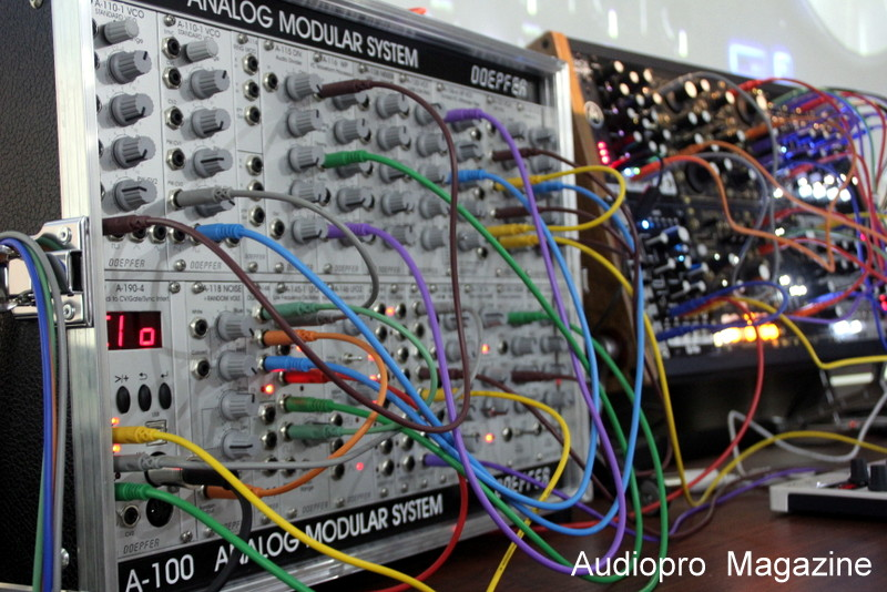 Modern Electronic Music Workshop  Chandracom