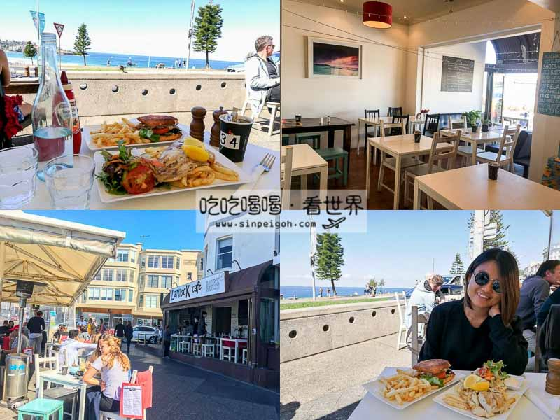 lamrock cafe bondi beach