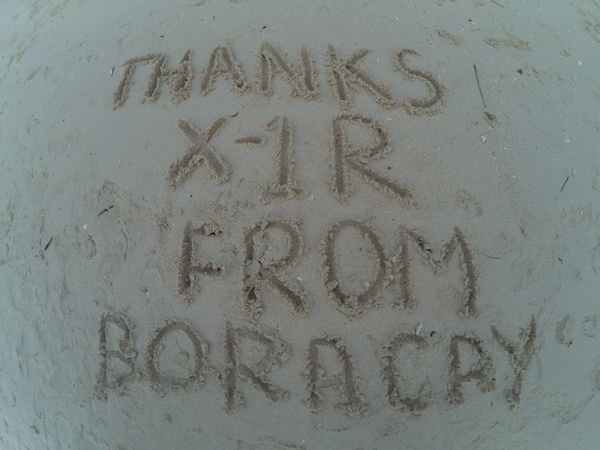From Boracay, With Love