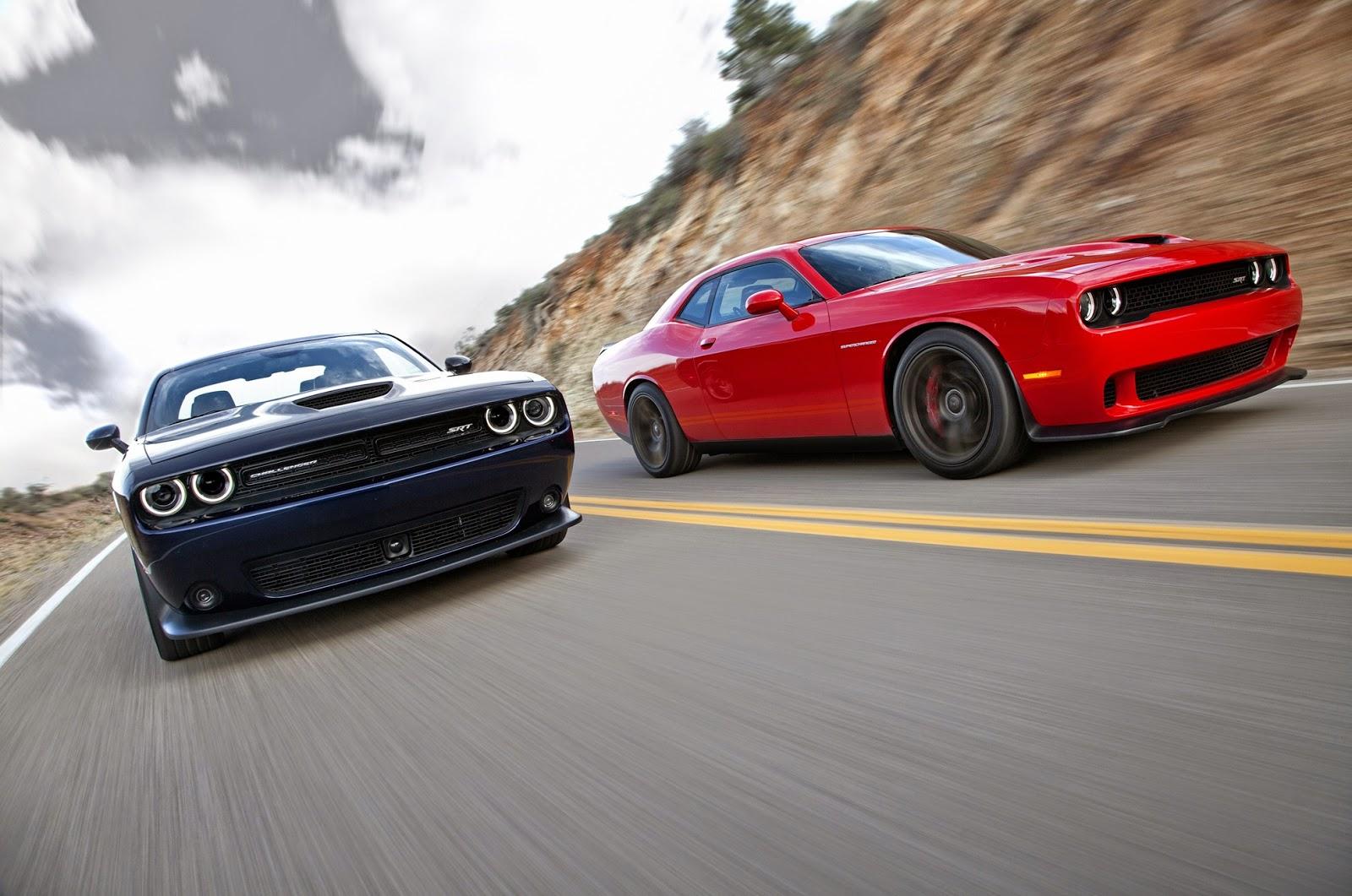 Dodge Challenger SRT Hellcat Version – Hell, Yeah!