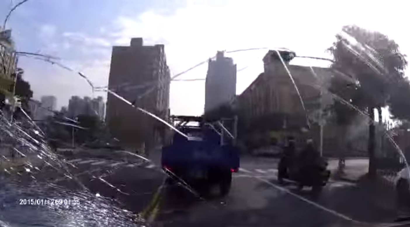 Grand Theft Auto in real life is a nightmare