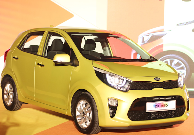 All New Kia Picanto Zooms Into Malaysian Showrooms