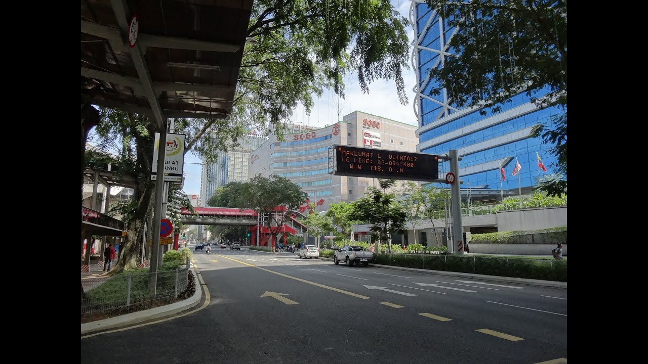 Malaysia's Road Rules Are Weird: Here's FOUR of Them