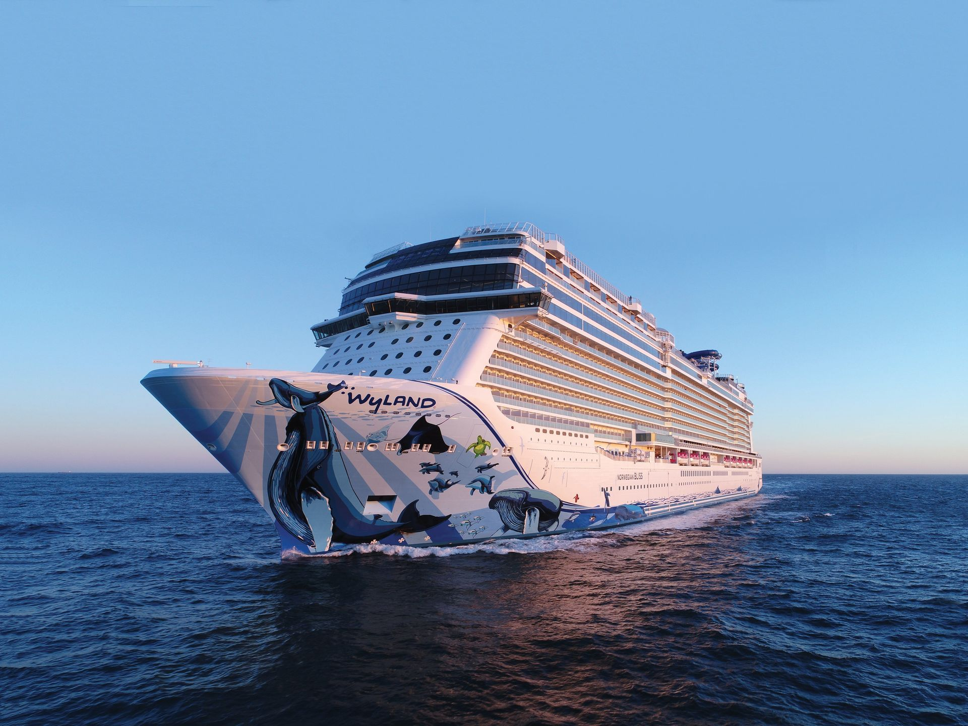 Racing on Water: This Cruise Ship Has a 1,000FT Go-Kart Track!